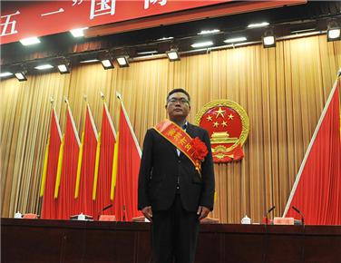 集团殷月华荣获常州市五一劳动奖章