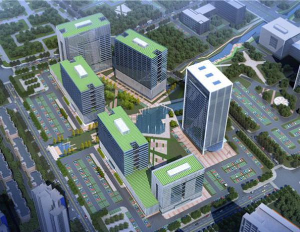 常州科教城国际创新基地创研港1号楼